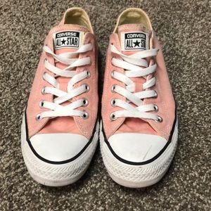 Pink Converse Allstars
